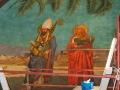restauro_chiesa_di_santanna_al_laterano_cielo_semicupola_abside_dopo_la_pulitura_roma_2012