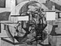 ivariationinb-wmixedmediaonpaper70x100cm2012